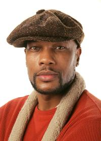 Dwayne Adway at the 2007 Sundance Film Festival.