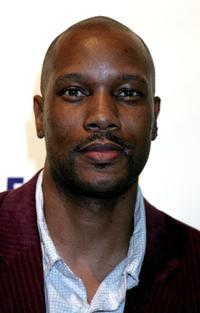 Dwayne Adway at the Tinseltown To Gotham Pre-Oscar Event.
