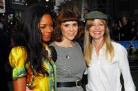 Naomie Harris, Kate Nash and Lucy Akhurst at the UK premiere of
