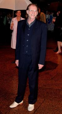 David Bradley at the world premiere of