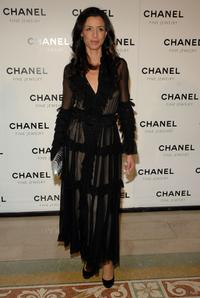 Drena De Niro at the Chanel Fine Jewelrys