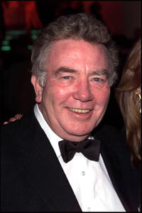 Albert Finney at the BAFTA Awards.