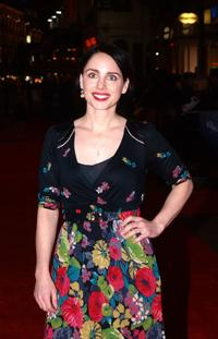 Laura Fraser at the premiere of