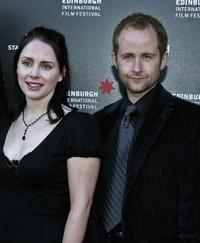 Laura Fraser and Billy Boyd at the opening premiere of