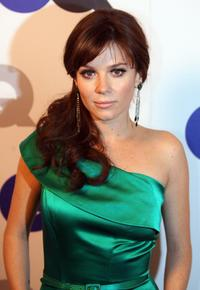 Anna Friel at the 12th annual GQ magazine