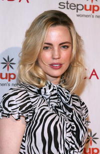 Melissa George at the Step Up Women's Network's 4th Annual Inspirational Awards in Beverly Hills.
