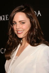 Melissa George at the ESCADA Grand-Reopening event in Beverly Hills.
