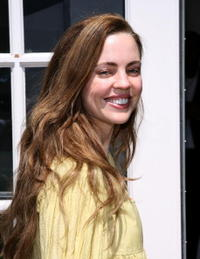Melissa George at the Stella McCartney And Tastybaby 2008 Collection preview event in West Hollywood.