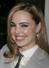 Melissa George at the L.A. premiere of