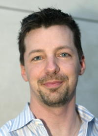 Sean Hayes at the L.A. premiere party for