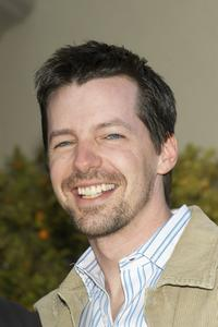 Sean Hayes at the Vintage Hollywood Third Annual Wine Tasting to benefit Caring for Children and Families with AIDS.