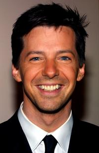 Sean Hayes at the Fourth Annual Actors Fund of America gala.