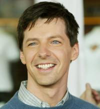 Sean Hayes at the world premiere of