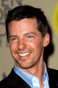 Sean Hayes at the 9th Annual Screen Actors Guild Awards.