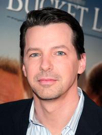 Sean Hayes at the Los Angeles premiere of