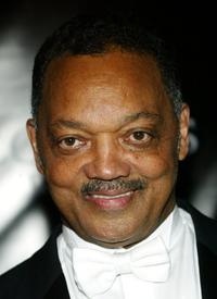 Jesse Jackson at the Oprah Winfrey's Legends Ball.