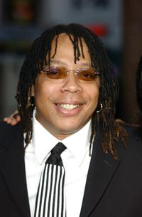 Rick James at the screening of