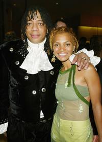 Rick James and Ty James at the ASCAP's 17th Annual Rhythm & Soul Music Awards.
