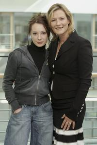 Chulpan Khamatova and Suzanne von Borsody at the photocall of