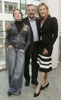 Chulpan Khamatova, Wolfgang Stumph and Suzanne von Borsody at the photocall of