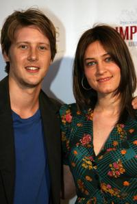 Gabriel Mann and Alexandra Mann at the opening night of the 7th Beverly Hills Film Festival.