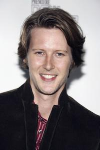 Gabriel Mann at the 4th annual premiere The New Power event in celebration of the next generation of Hollywood power players.