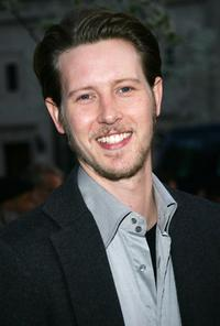 Gabriel Mann at the special screening of