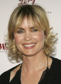 Radha Mitchell at the Penfolds Gala Black Tie dinner.