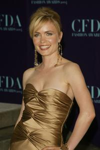 Radha Mitchell at the 2004 CFDA Fashion Awards.