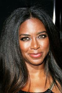 Kenya Moore at the 2007 BET Awards after party.