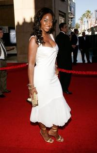 Kenya Moore at the 2006 ESPY Awards.