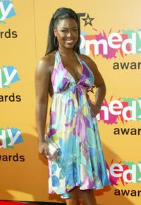 Kenya Moore at the 2005 BET Comedy Icon Awards.