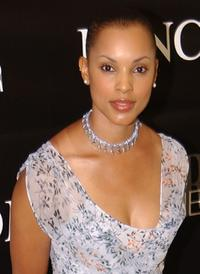 Sandra Prosper at the Premiere Magazine's