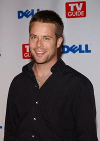 Brad Rowe at the TV Guide's Second Annual Emmy After Party.