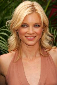 Amy Smart at the CBS Upfront Presentation.