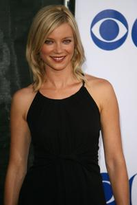 Amy Smart at the CBS 2006 Summer TCA Party.