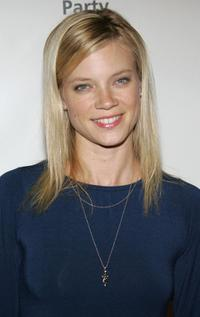 Amy Smart at the Best Friends Animal Society's annual fund-raiser,