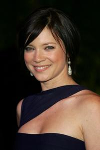 Amy Smart at the 2007 Vanity Fair Oscar Party.