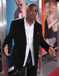 J.B. Smoove at the California premiere of