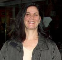 Linda Fiorentino at the premiere of