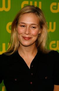 Liza Weil at the CW Launch Party.