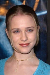 Evan Rachel Wood at the premiere of