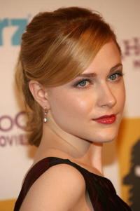 Evan Rachel Wood at the 10th Annual Hollywood Awards.