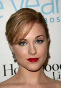 Evan Rachel Wood at Hollywood Life Magazine's 6th Annual Breakthrough Awards.