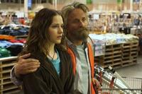 Michael Douglas and Evan Rachel Wood in