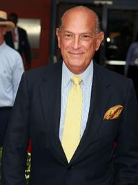 Oscar de la Renta at the 8th Annual USTA Serves Opening Gala during the 2008 US Open.