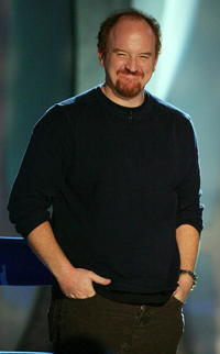 Louis C.K. at the Comedy Festival.