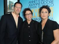 Andrew Karpen, Lisa Cholodenko and Wendy Melvoin at the premiere of