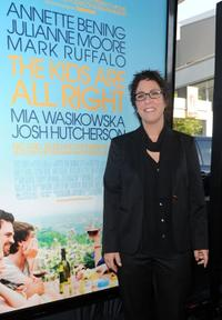 Lisa Cholodenko at the premiere of