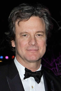 Colin Firth at the 2012 Dubai International Film Festival.